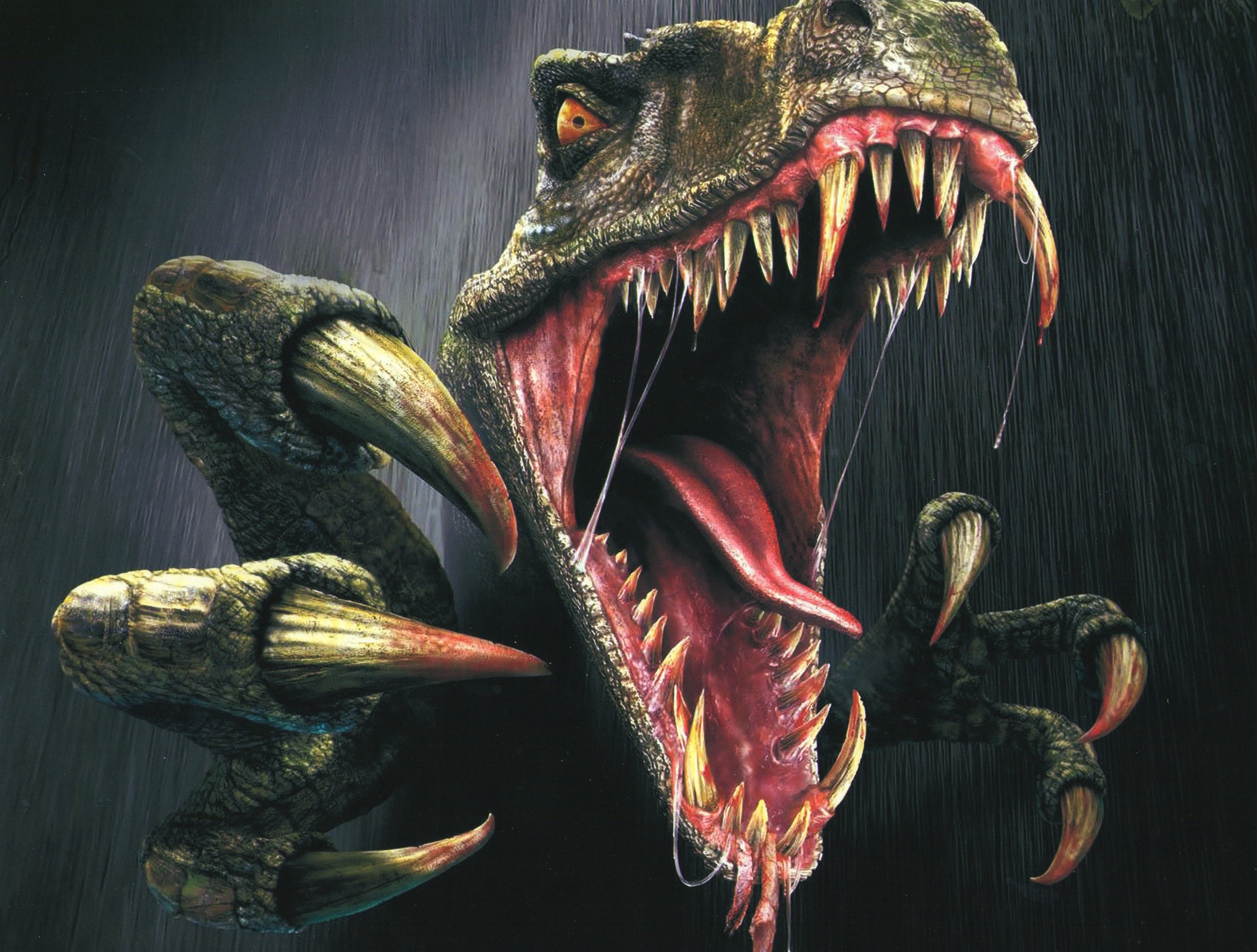 Pin Wallpaper Turok Evolution Acclaim Studios Trex Yahoo Game on ...